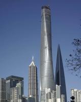 Shanghai Tower od Rong Hua