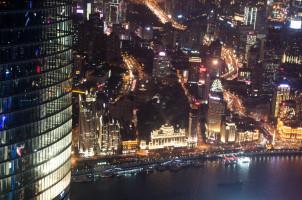 Shanghai Tower od Wojciech Andruszkiewicz
