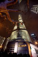 Shanghai Tower od Anna Andruszkiewicz