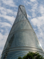 Shanghai Tower od Ermell