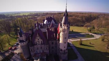 Zamek w Mosznej od Marcin Słyk