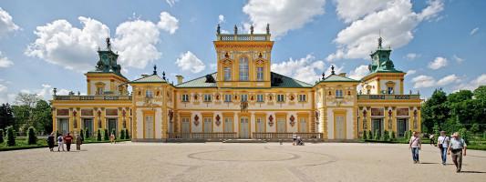 Pałac w Wilanowie od Przemysław Jahr