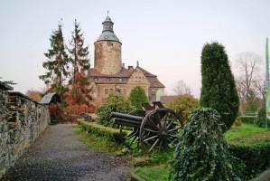Zamek Czocha od Zenobia Miszewska