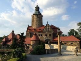 Zamek Czocha od Aidas U.