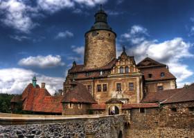 Zamek Czocha od Farfalla87