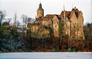Zamek Czocha od Jerzy Strzelecki