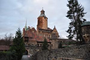 Zamek Czocha od Beemwej