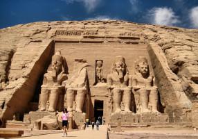 Abu Simbel od Francisco Anzola