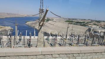 Aswan High Dam od Ovedc