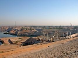 Aswan High Dam od Dennis Jarvis