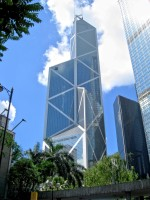 Bank of China Tower od WiNG