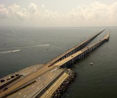 Chesapeake Bay Bridge-Tunnel od Jim Powers