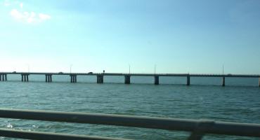 Chesapeake Bay Bridge-Tunnel od David Broad