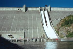 Dworshak Dam by Dsdugan