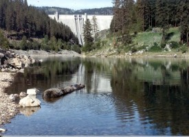 Dworshak Dam by U.S. Federal Government