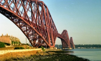 Firth of Forth by David Dixon