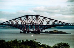 Firth of Forth by Karl Brodowsky