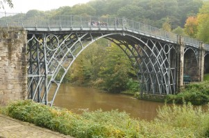 Iron Bridge od Nilfanion