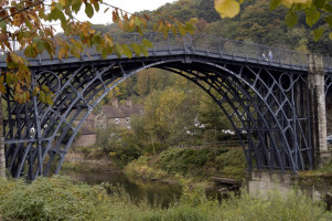Iron Bridge od Jasonjsmith