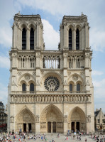 Katedra Notre Dame od Peter Haas
