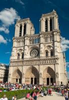 Katedra Notre Dame od Michal Osmenda