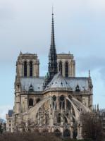 Katedra Notre Dame od DXR