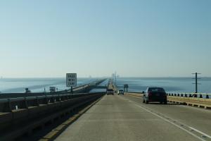 Lake Pontchartrain Causeway by formulanone