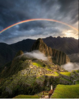 Machu Picchu od Photography by KO
