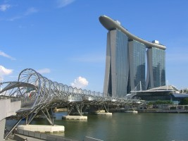Marina Bay Sands by Giorces