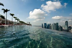 Marina Bay Sands od Tomas Forgac
