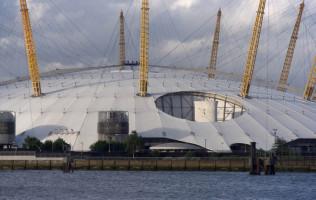 Millennium Dome by mattbuck