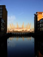 Millennium Dome od Jan van der Crabben