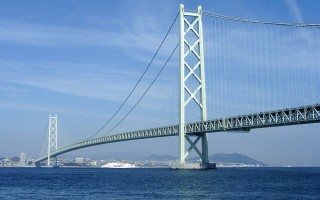 Most Akashi Kaikyo od Pinqui