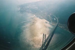 Most Akashi Kaikyo od Hideyuki KAMON