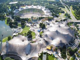 Olympiapark od Kulmalukko