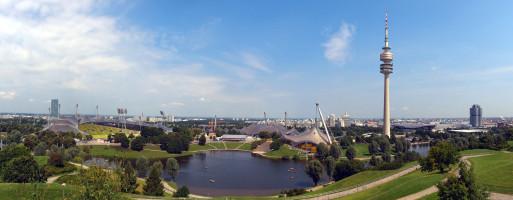 Olympiapark od Eigenes Werk