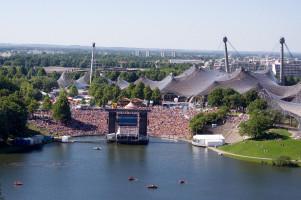 Olympiapark od Roland Moriz