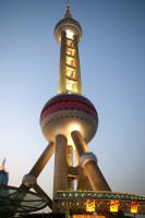 Oriental Pearl Tower od zdj. Jakub Hałun