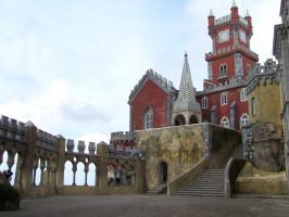 Pałac Pena w Sintrze