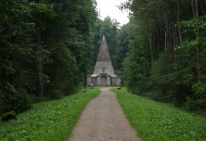 Piramida w Rapie od Janericloebe