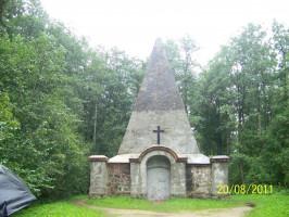 Piramida w Rapie od Afurmanowicz