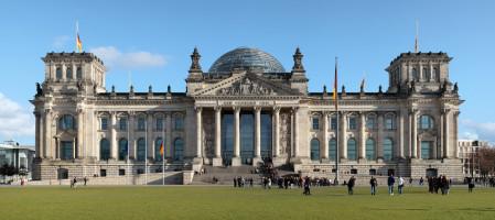 Reichstag od Matthew Field, http://www.photography.mattfield.com