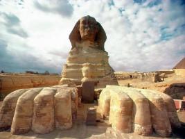 Sfinks w Gizie