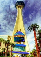 Stratosphere Tower by Wolfgang Staudt