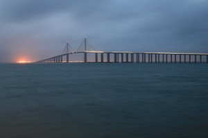 Sunshine Skyway Bridge od Sangypot