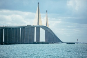 Sunshine Skyway Bridge od CityofStPete