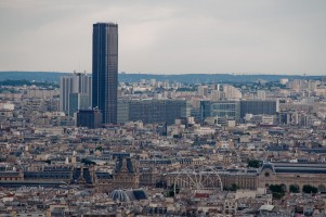 Tour Montparnasse od Joshua Veitch-Michaelis
