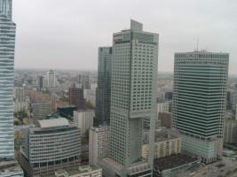 Warszawskie Centrum Finansowe od Monikoska
