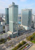 Warszawskie Centrum Finansowe od Adrian Grycuk