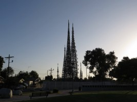 Watts Towers od Ken Lund